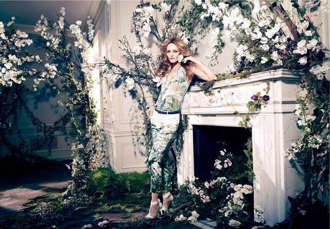 Показана полная кампания H&M Conscious с Ванессой Паради. Изображение № 6.