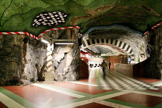 Изображение 28. Не Москва. Подземные улицы городов со вкусом.. Изображение № 28.