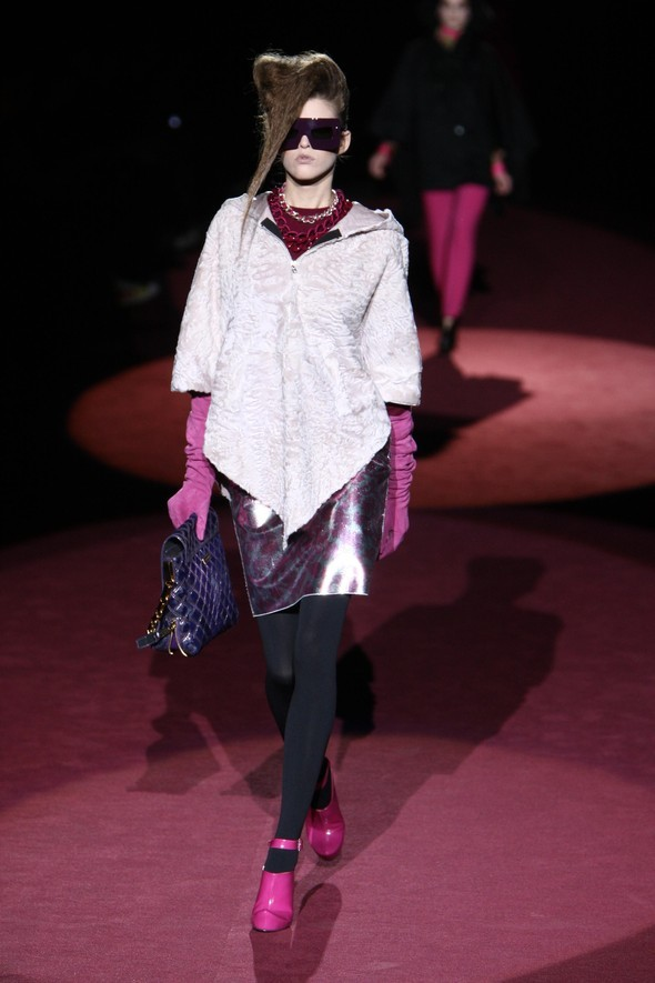 Marc Jacobs fall winter 2009–2010. Изображение № 10.