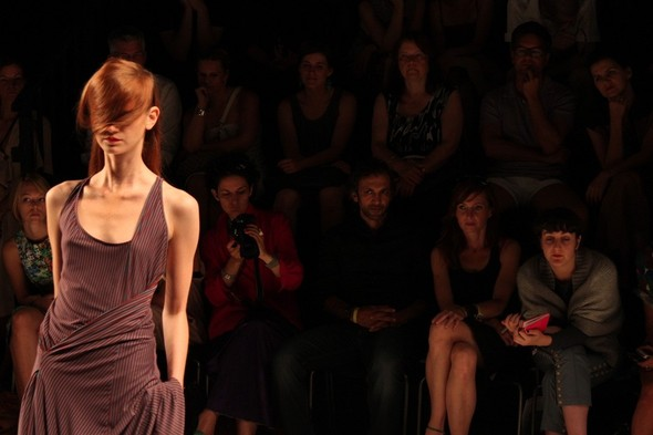 Показ A.F.Vandevorst на Неделе моды в Берлине. Изображение № 31.