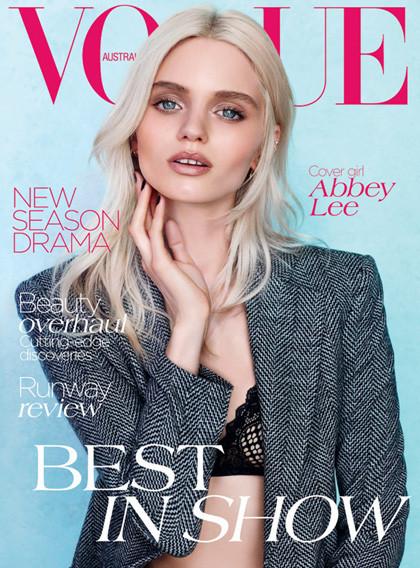 Обложки: Vogue, Harper's Bazaar, WSJ и другие. Изображение № 1.