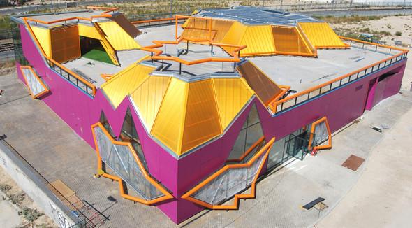 Молодежный центр Rivas Vaciamadrid. Изображение № 2.
