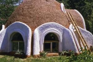 Проапокалиптический DIY - купол из мешков с землей - Earthbag building. Изображение № 15.