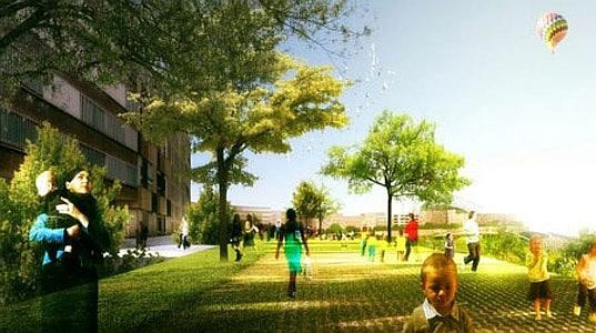 Органичный город – город 21 века. Изображение № 47.