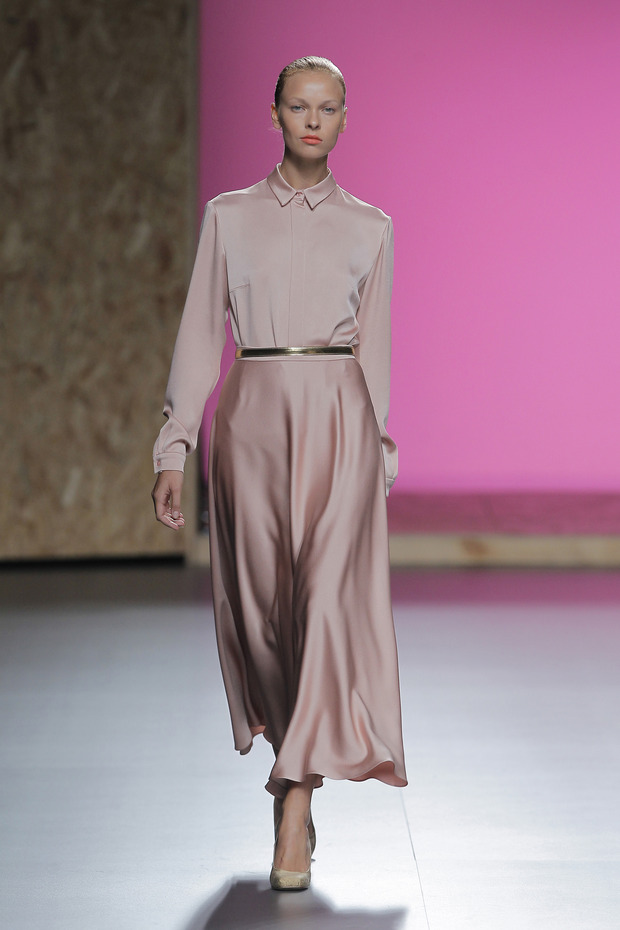 Madrid Fashion Week SS 2013: DUYOS. Изображение № 15.
