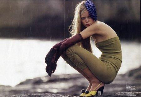 Tanya Dziahileva чистое сияние красоты. Изображение № 45.