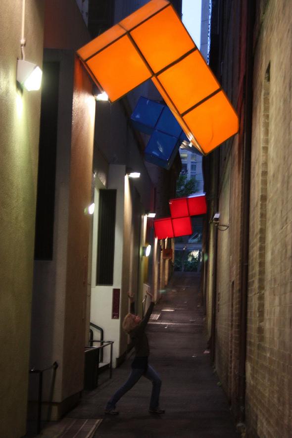 Tetris andthe City. Изображение № 3.