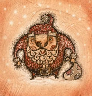 Иллюстратор Alberto Cerriteo. Изображение № 8.
