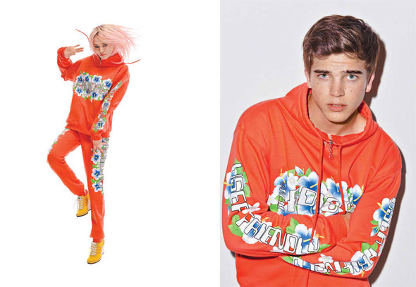 Лукбуки: adidas Originals x Jeremy Scott, Minkpink, Something Else и другие. Изображение № 30.