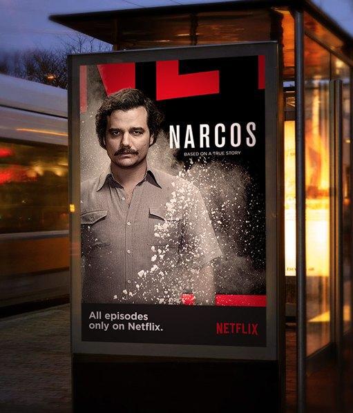 Студия показала новый брендинг Netflix . Изображение № 4.