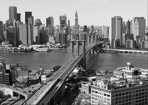 20 черно-белых фотографий мостов совсего мира. Изображение № 15.