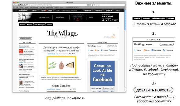 Скачать журнал the village