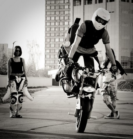 """Moscow Stunt Riding"". Изображение № 13."