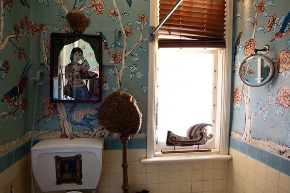 Дом двух австралийских художников.. Изображение № 5.