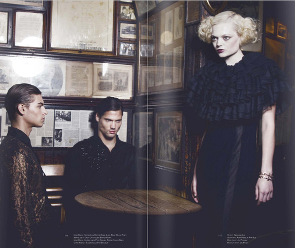 «Депеша» из мира современной моды. Изображение № 7.