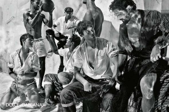 Изображение 13. Мужские рекламные кампании: Jil Sander, Dsquared2, Topman и другие.. Изображение № 8.