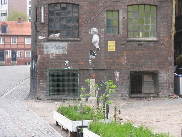 Творческие сквоты, Gängeviertel, Hamburg. Изображение № 4.
