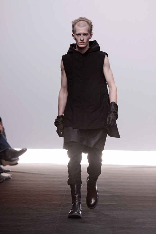 Rick Owens Fall Winter 2009 2010. Изображение № 37.