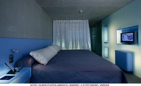 Hotel Puerta America Madrid. Изображение № 17.