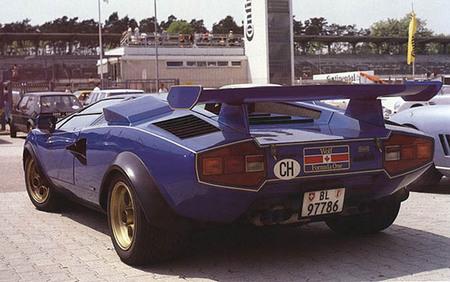 Lamborghini 1974 Countach LP400. Изображение № 3.