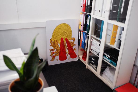 Рабочее место: Наташа Климчук, сооснователь студии Bang! Bang!. Изображение № 11.