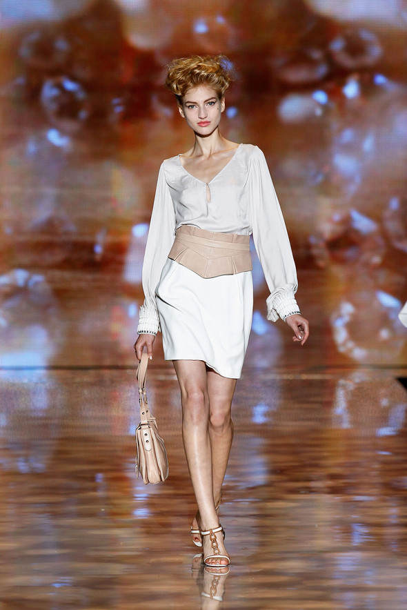 New York Fashion Week: Badgley Mischka Spring 2012. Изображение № 8.