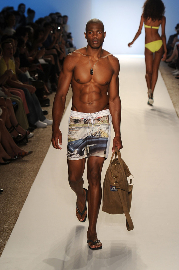 Купальный сезон 2012: Mercedes-Benz Fashion Week Miami [SWIM]. Изображение № 3.