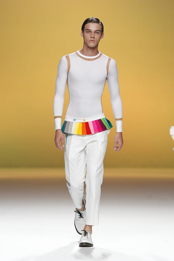 Madrid Fashion Week SS 2012: Davidelfin. Изображение № 28.