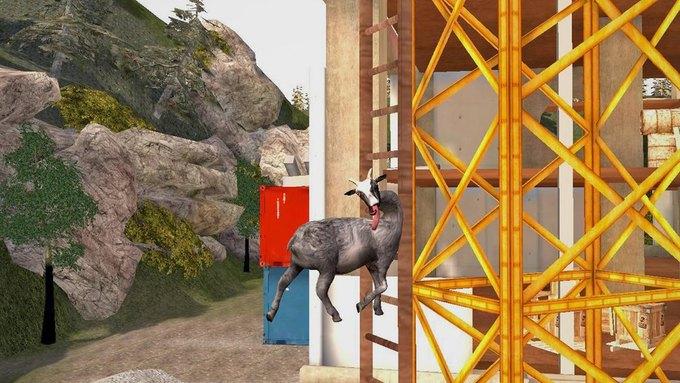 Симулятор козла вышел в App Store и Google Play. Изображение № 2.