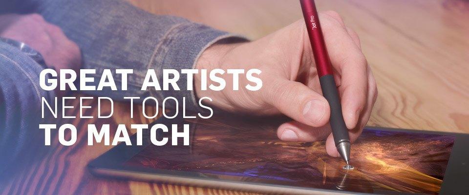 10 лучших стилусов для творчества на iPad. Изображение № 8.