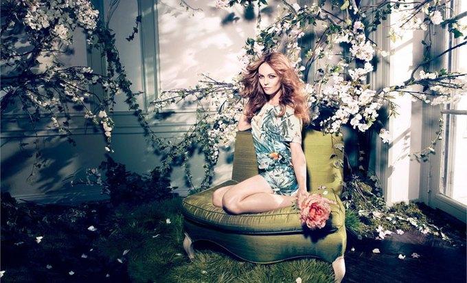Показана полная кампания H&M Conscious с Ванессой Паради. Изображение № 8.