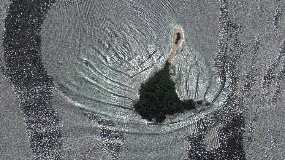 35 фотографий  из Google Earth,  которым сложно поверить. Изображение № 36.