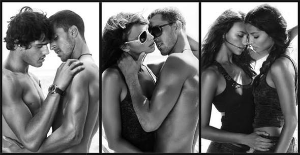 Рекламная кампания Armani Exchange весна-лето 2010. Изображение № 6.