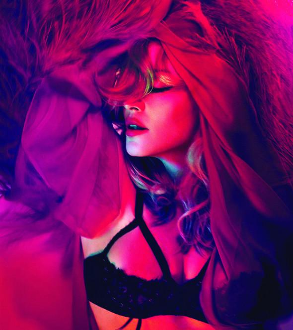 Мадонна (Madonna) Фотосессия для альбома MDNA (2012). Изображение № 3.