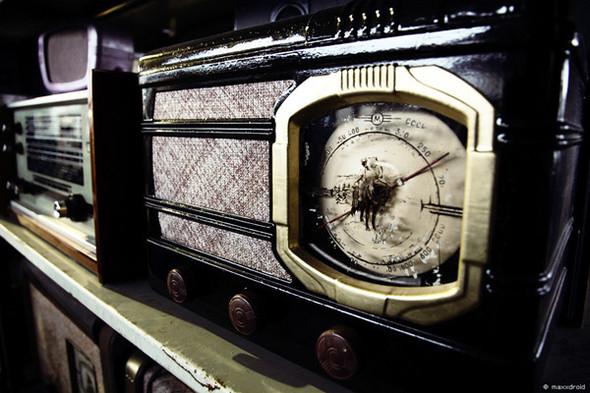 Радиоприемники в стиле ретро. Изображение № 6.