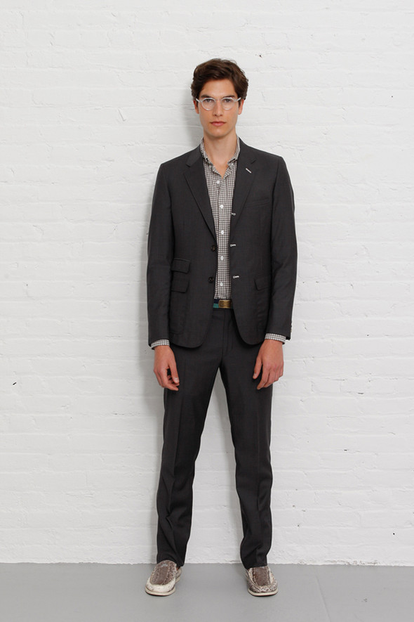 Band Of Outsiders S/S 2011. Изображение № 12.