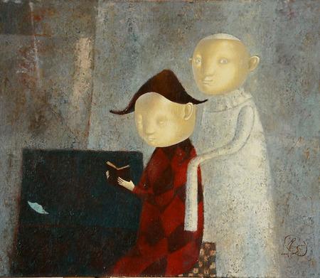 Наивная живопись Светланы Румак. Изображение № 14.