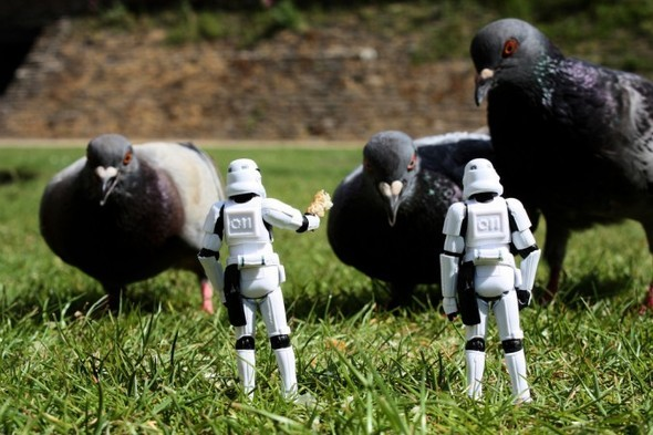 Stormtroopers dayoff. Изображение № 7.