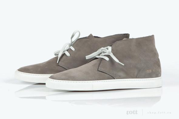Common Projects - недешевая обувь. Изображение № 2.