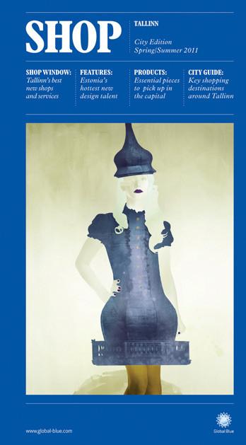 Самые красивые обложки журналов в 2011 году. Изображение № 79.