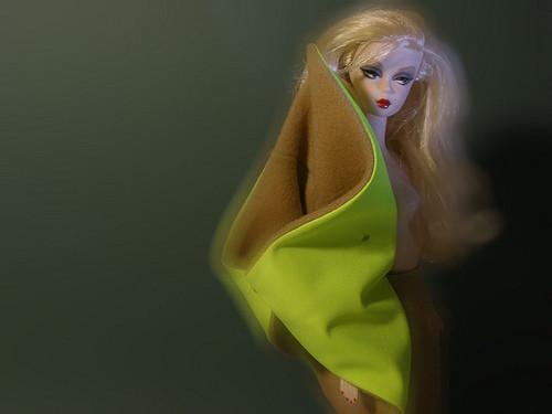 Barbie SilkStone - модель haute couture. Изображение № 5.
