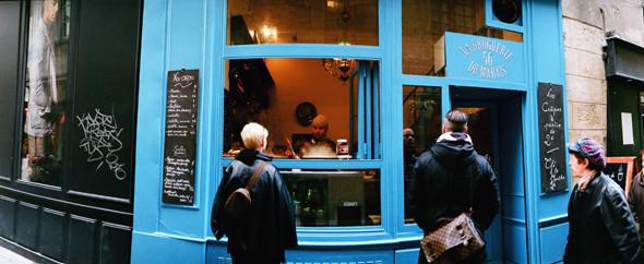 Изображение 23. Парижские кафе.. Изображение № 25.