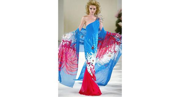 Японский вклад в haute couture. Изображение № 41.