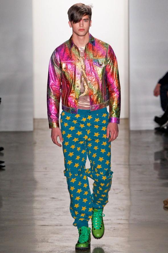 Лукбук Jeremy Scott A/W 2012-13, Женская и мужская коллекции. Изображение № 25.