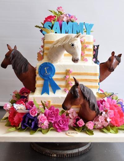 Невероятные торты от Сильвии Вейнсток. Изображение № 19.