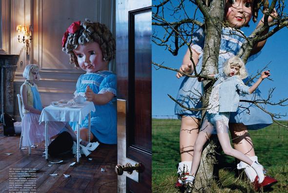 Впали в детство: 10 съемок к Дню защиты детей. Изображение № 48.