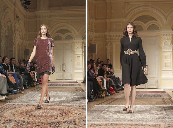 Изображение 11. A'la Russe FW 2011: пальто в пол и широкие брюки.. Изображение № 11.