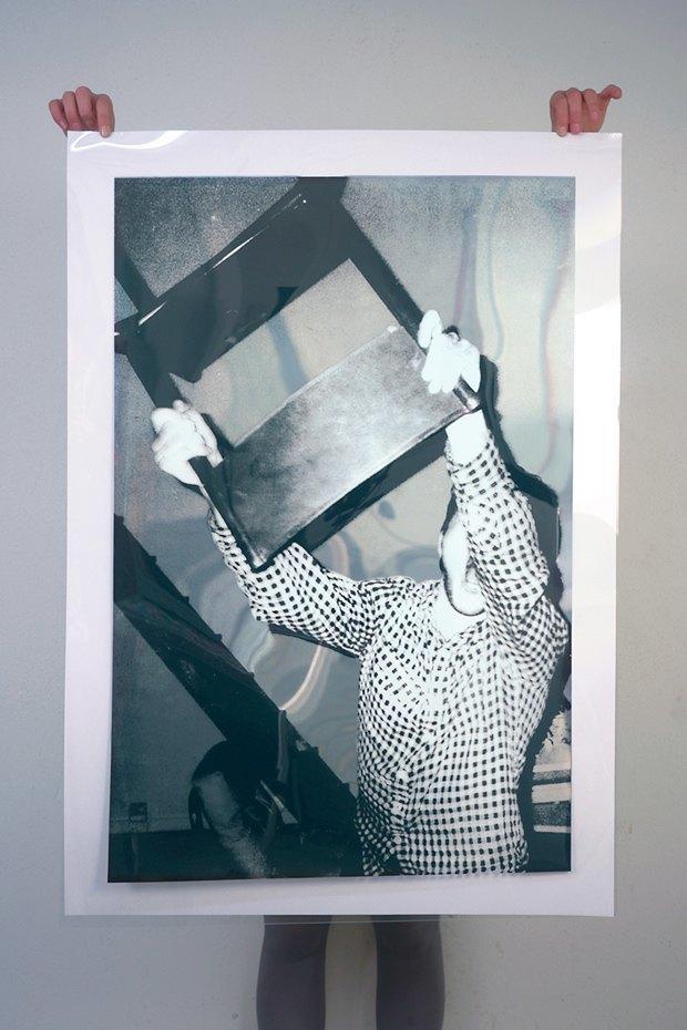 50 постеров, которые вдохновляют заняться шелкографией. Изображение № 35.