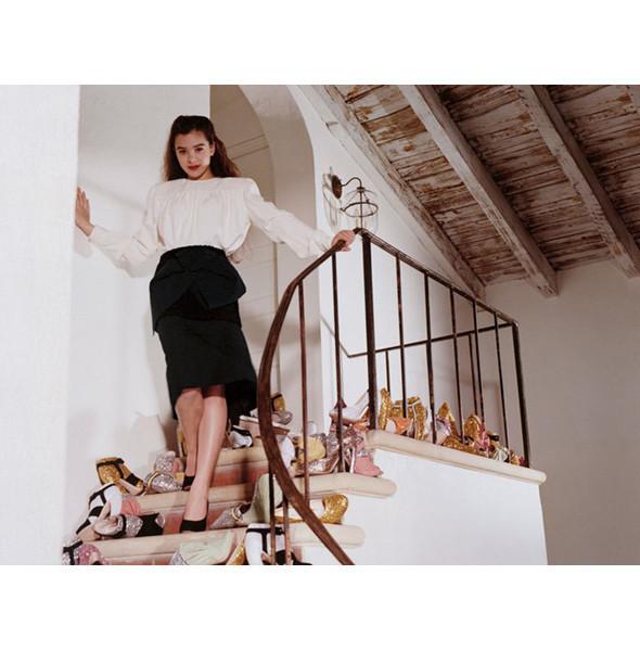 Fashion Digest: Новые лица модных марок. Изображение № 33.