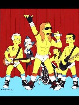 Bands to watch in Simpsons. Изображение № 10.
